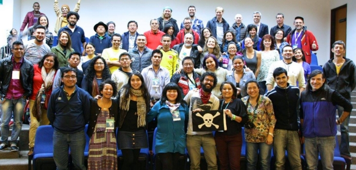 Termina el II Encuentro de Radios Comunitarias y Software Libre