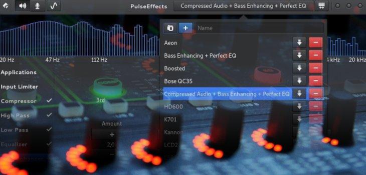 pulseeffects - liberaturadio