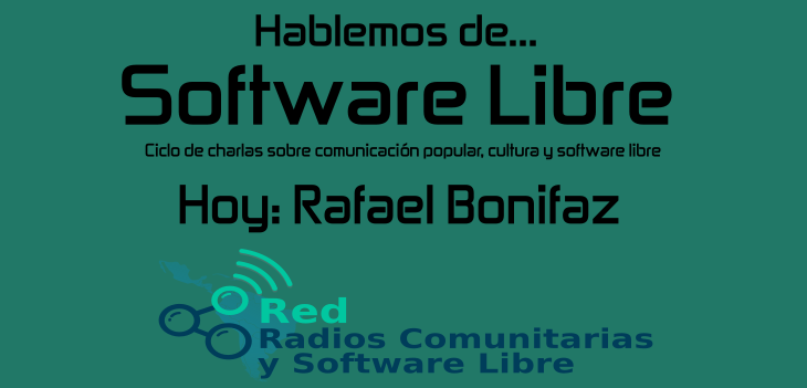 Hablemos de Software Libre