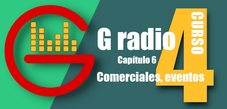 G radio comerciales