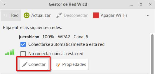 wicd - liberaturadio