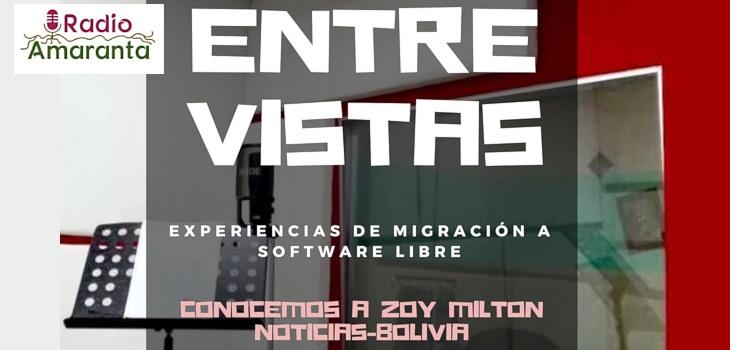 De Mac a Software Libre, la migración de Zoy Milton