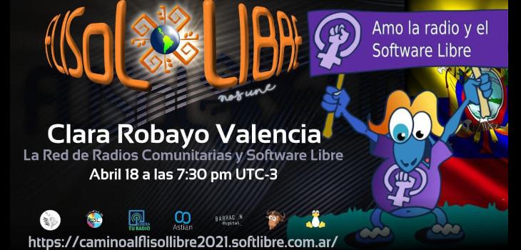 Libera Tu Radio en el #FlisolLibre2021