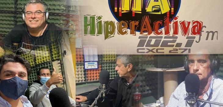 ¡HiperActiva FM es 1 radio libre más!